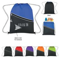 Insulated Two-Tone Sports Pack (Silk-Screen)