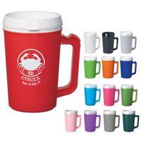 22 Oz. Thermo Insulated Mug