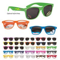 Full Color Lens Glasses (Colors)