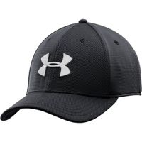 Men's UA Blitzing II Stretch Fit Cap - Black