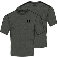 Men's UA Charged Cotton Sportstyle TShirt - Downtown Green