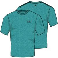 Men's UA Charged Cotton Sportstyle TShirt - Tropical Tide