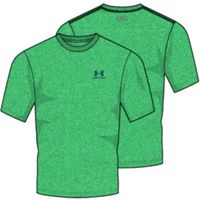 Men's UA Charged Cotton Sportstyle TShirt - Course Green