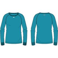 Women's Locker Long Sleeve TShirt - Coastal Teal