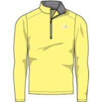 Men's UA Streaker Run  Zip - Tokyo Lemon