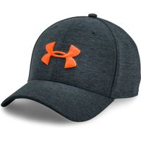 Men's UA Twist Tech Closer Cap - Stealth Gray