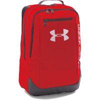 UA Hustle Backpack LDWR - RED