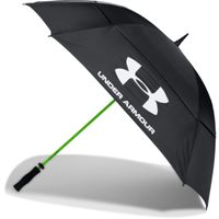 UA Golf Umbrella – Double Canopy - Black