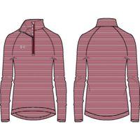 Women's UA Stripe Tech 1/4 Zip - Flawless