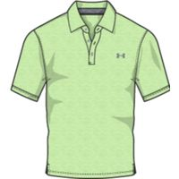 Men's Charged Cotton Scramble Polo - Lumos Lime