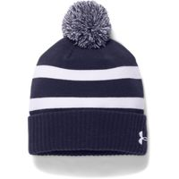 Men's UA Pom Beanie - Midnight Navy