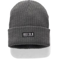 Men's UA Truck Stop Beanie - Carbon Heather
