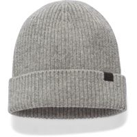 Charged Wool Beanie - True Gray Heather