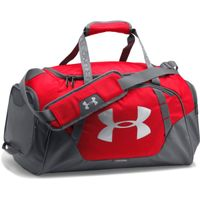 UA Undeniable Duffle 3.0 SM - RED