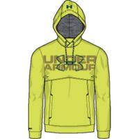 AF Wordmark Hoodie - Smash Yellow