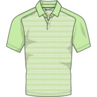 Threadborne Boundless Polo - Lumos Lime
