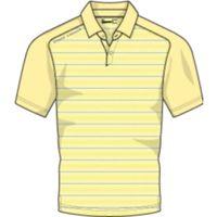 Threadborne Boundless Polo - Yellow Soul