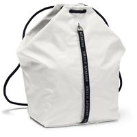 Essentials Sackpack - Onyx White