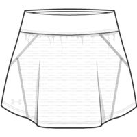 Center Court Skort - White