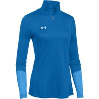 Women's UA Locker 1/2 Zip - Powderkeg Blue