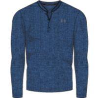 Threadborne LS Henley - Moroccan Blue Afs