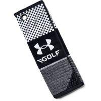 Bag Golf Towel - Black