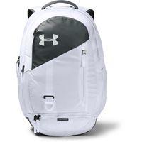 UA Hustle 4.0 Backpack - WHT