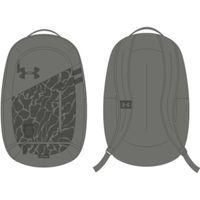 UA Hustle 4.0 Backpack - Gravity Green