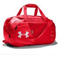 UA Undeniable Duffel 4.0 Small Duffle Bag - RED