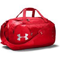 UA Undeniable Duffel 4.0 Large Duffle Bag - RED