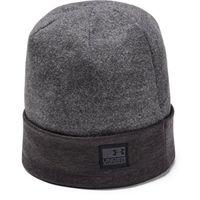 UA ColdGear® Infrared Fleece Beanie - Black