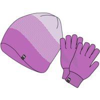 Girls' UA Beanie Glove Combo - EXO