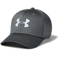 Men's UA Armour Twist Stretch Cap - Pitch Gray