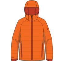 Men's UA Stretch Down Jacket - Vibe Orange