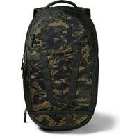 UA Hustle 5.0 Backpack - Baroque Green