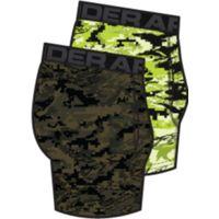 Men's UA Tech™ 6' Boxerjock® – 2-Pack - Green Citrine