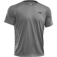 Men's UA Tech Short Sleeve TShirt - True Gray Heather