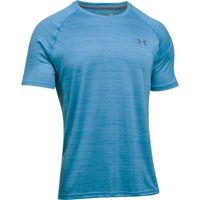 Men's UA Tech Short Sleeve TShirt - Blue Shift