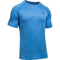 Men's UA Tech Short Sleeve TShirt - Mako Blue