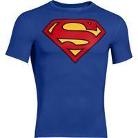 Men's Under Armour Alter Ego Short Sleeve Compression Shirt - Royal