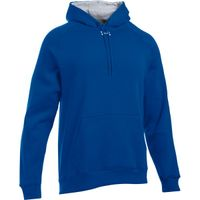 UA Team Rival Fleece Hoody Formerly ETA - Royal