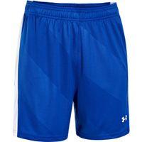 Women's UA Fixture Soccer Shorts - Royal