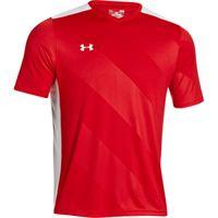Men's UA Fixture Soccer Jersey - Red