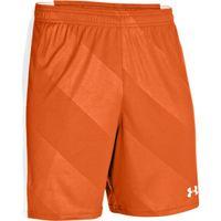 Men's UA Fixture Soccer Shorts - Orange Afs
