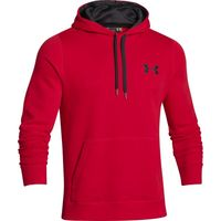 Men's UA Rival Fleece Hoodie - Red
