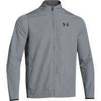 Men's UA Vital WarmUp Jacket - Steel