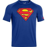 Men's Under Armour Alter Ego Superman Core TShirt - Royal