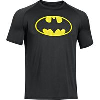 Men's Under Armour Alter Ego Batman Core TShirt - Black