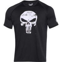 Men's Under Armour Alter Ego Punisher TShirt - Black