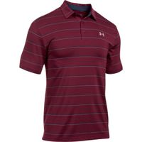 Men's UA Playoff Polo - Black Currant